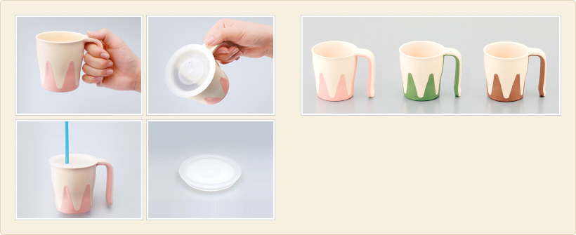 photo : Accessible Products : Cups